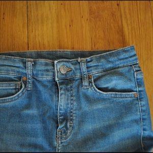 Topshop Moto Jamie Skinny Jeans